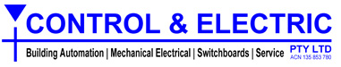 Control Electric Logo